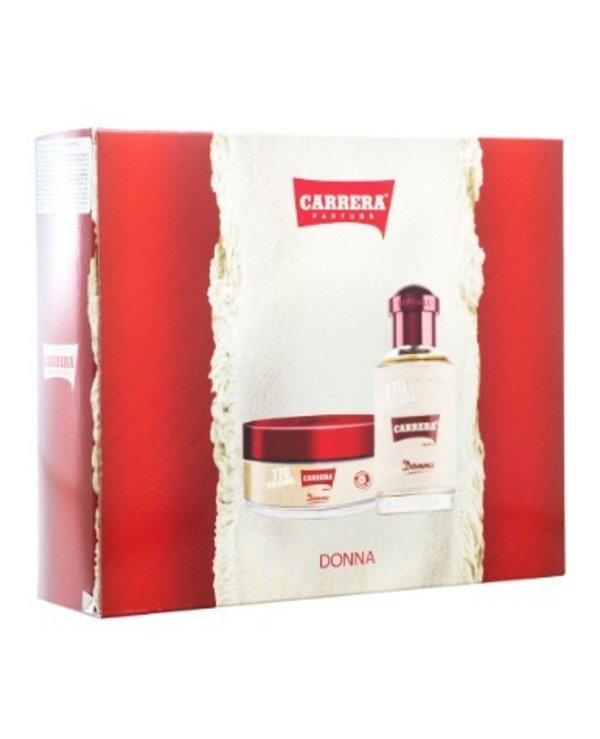 Carrera Jeans Parfums - Gift set for women Original Donna