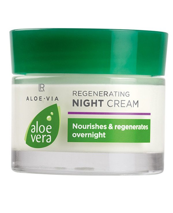 LR health & beauty - Ночной крем для лица Multi Intensiv Night Cream 50мл