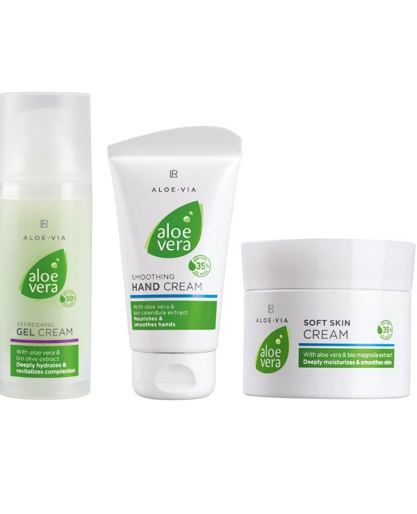 LR health & beauty - Skin Care Kit