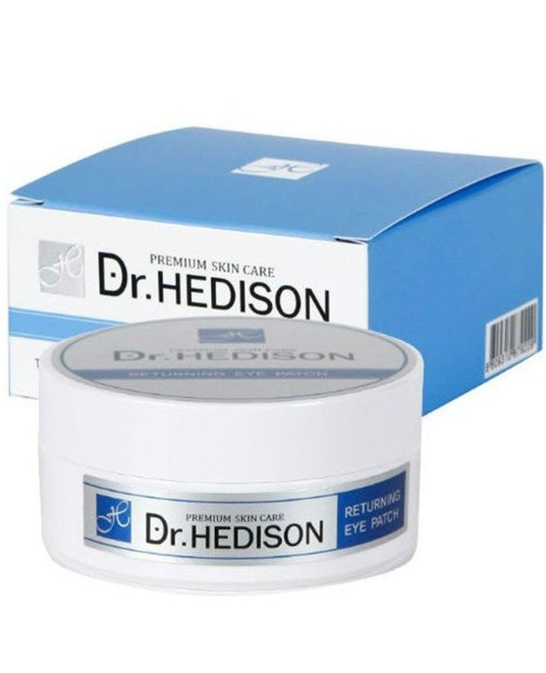 Dr.Hedison - Hydrogel patches for the eye area Returning Eye Patch