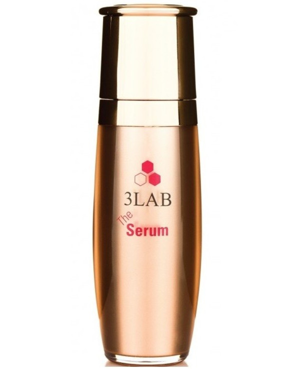 3Lab - Anti-aging serum with ginseng extract for the face The Serum 40ml