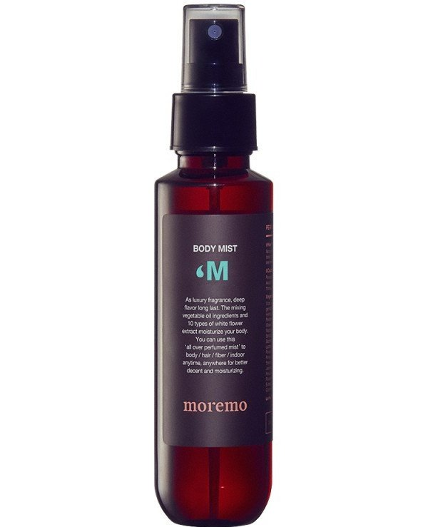 Moremo - Mist for body Perfumed Body Mist М