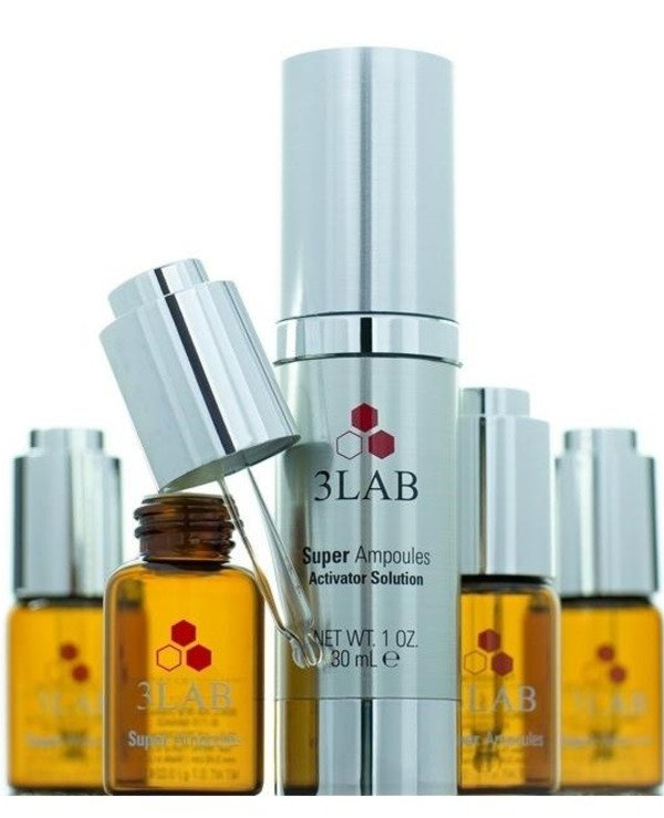 3Lab - Super Ampoules Super Ampoules Brightening & Anti-Aging