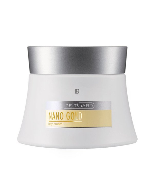 LR health & beauty - Дневной крем для лица SPF 15 Zeitgard Nano Gold and Silk Day Cream 50мл