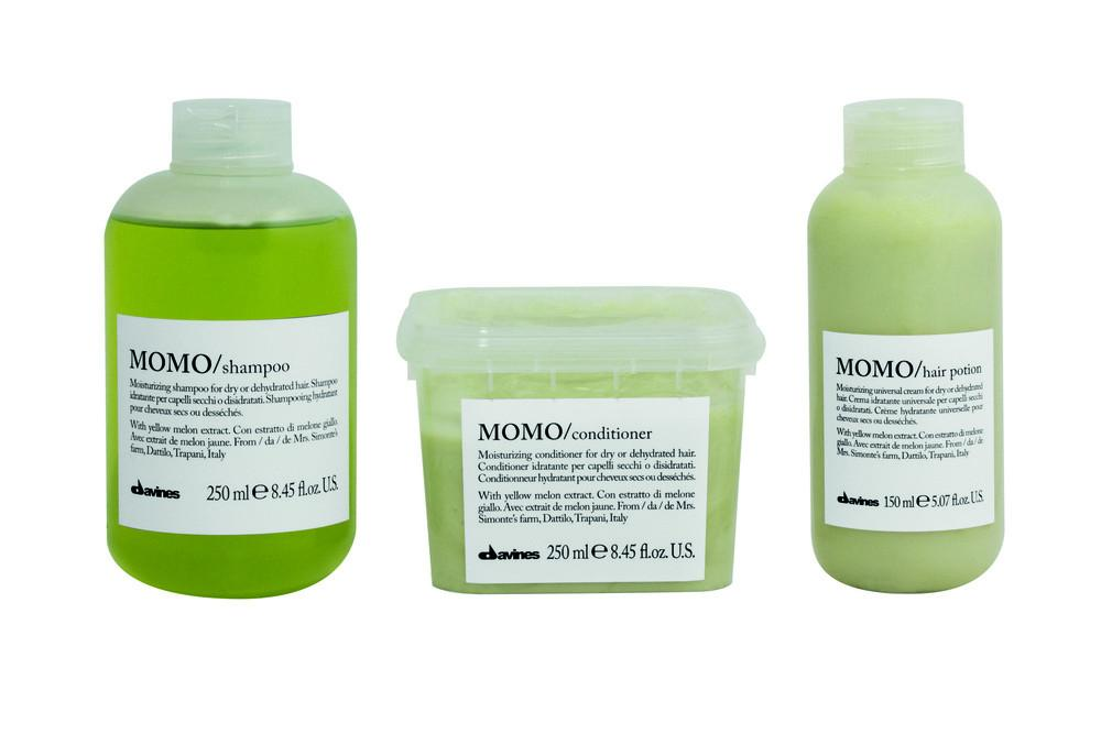 MOMO Essential Haircare - for dry or dehydrated hair from Davines